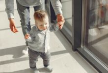 Photo of Baby's First Steps; When Does a Baby Start Walking?