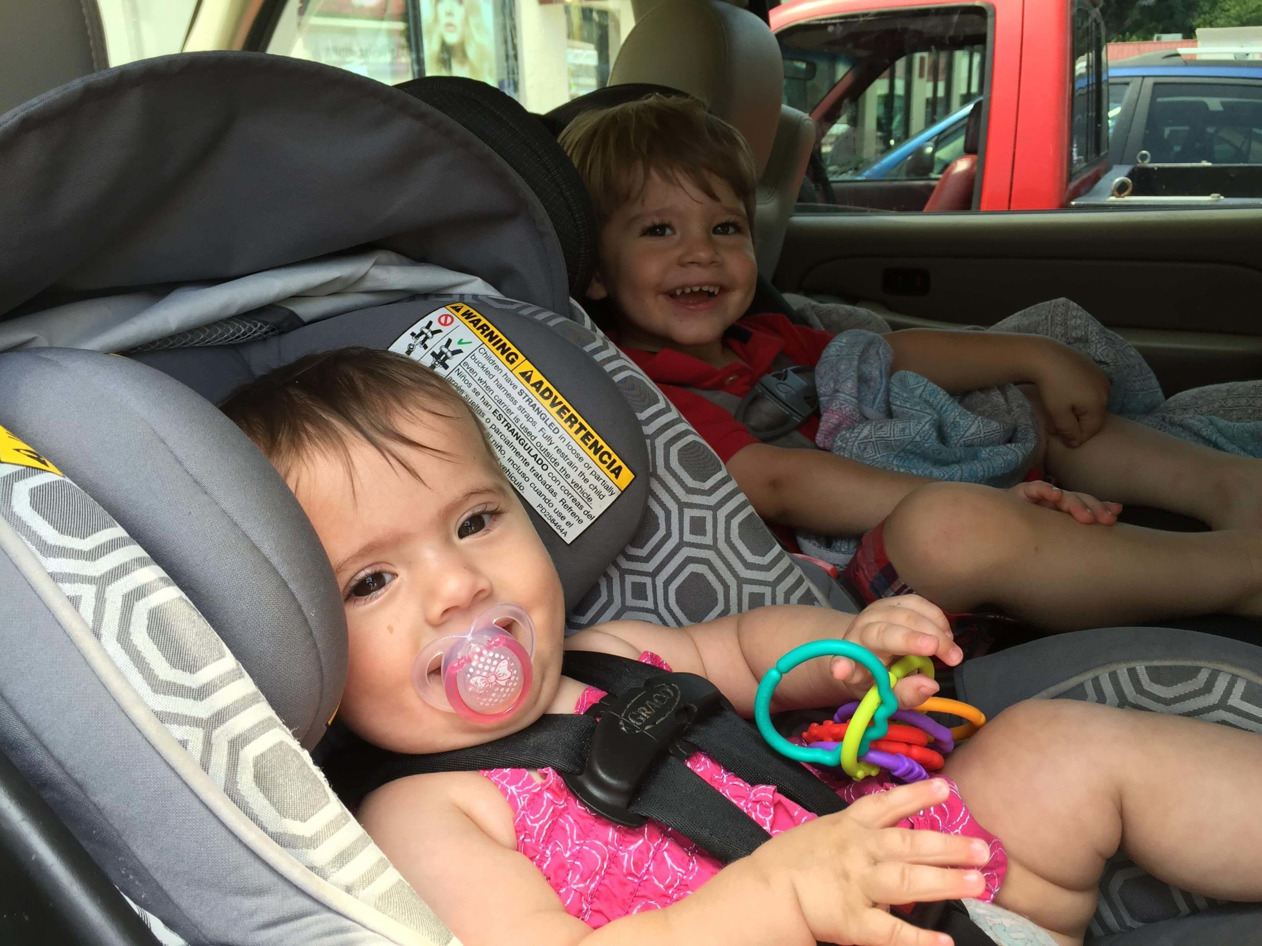 What Age Can Kids Sit in the Front Seat; Safety Tips