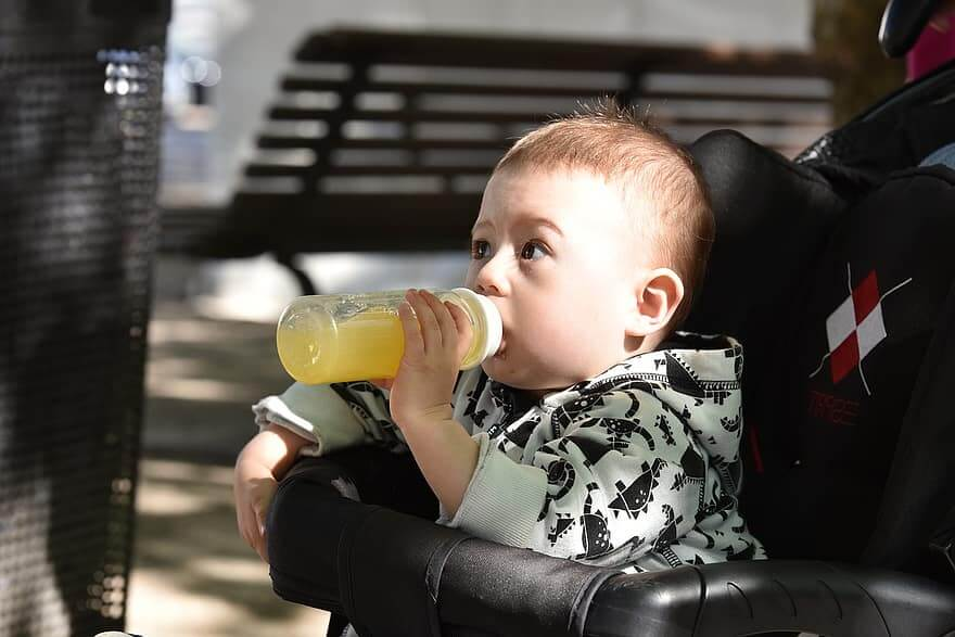 When Can Babies Drink Juice; Useful Tips for Moms